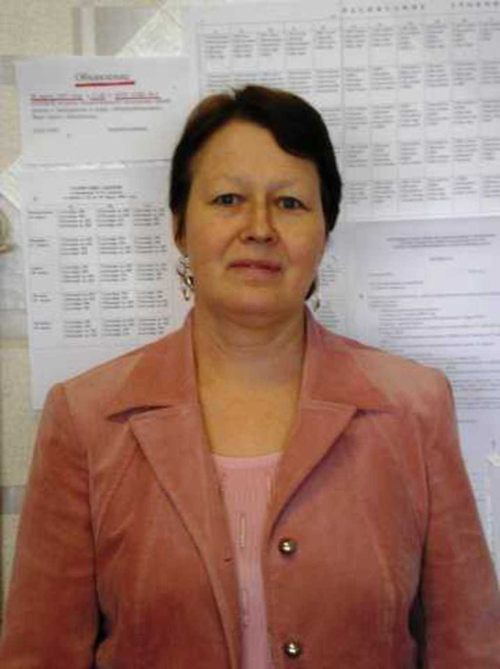 Дружинина Надежда Семеновна